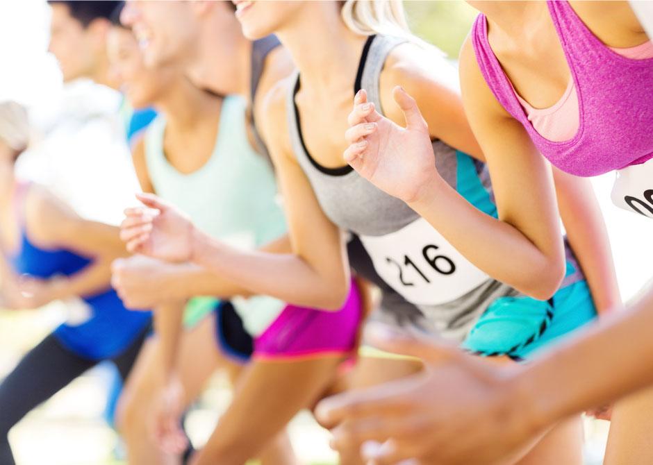 A Marathon Run