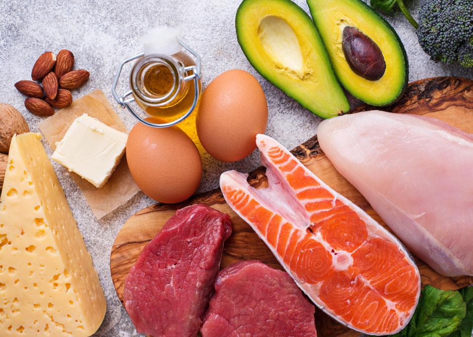 Ketogenic Food